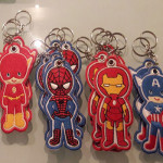 KEYCHAINS AND TAGS