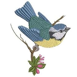 BIRD ON THE WIND 3