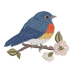 BIRD ON THE WIND 4