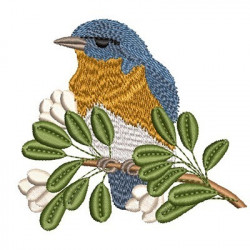 BIRD ON THE WIND 5