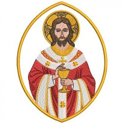 JESÚS CON CÁLICE 2