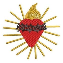 SACRED HEART 7 CM