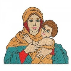 MOTHER PILGRIM SMALL 2