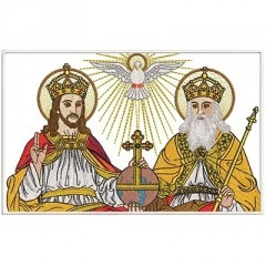 HOLY TRINITY 20 CM