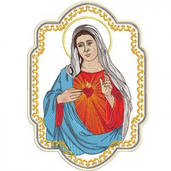 IMMACULATE HEART OF MARY STANDARD