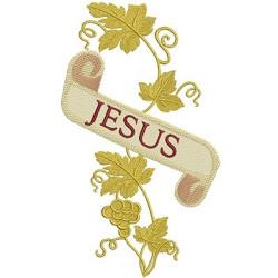 JESÚS TRIGO Y UVAS