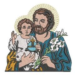 SAINT JOSEPH 10 CM