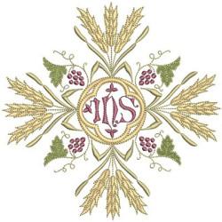 JHS TRIGO Y UVAS 19 CM