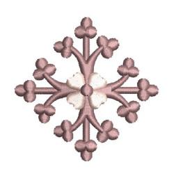 CRUZ DECORADA 154