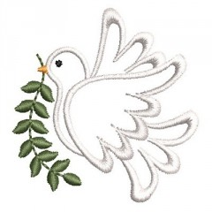 PEACE DOVE 3