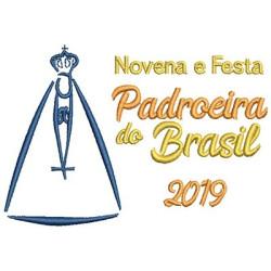 PARTY PATRON SAINT OF BRAZIL 2019