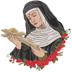 SAINT RITA OF CASSIA 15 CM