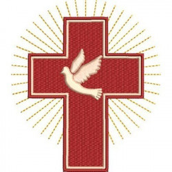 CROSS WITH DIVINE