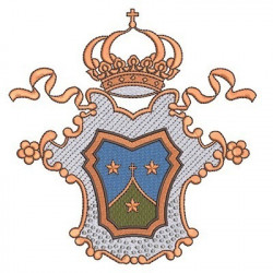 ESCUDO CARMELITAS 18 CM