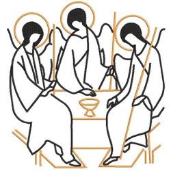 HOLY TRINITY CONTOURED