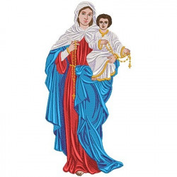 OUR LADY OF ROSARY 5