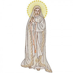 OUR LADY OF FÁTIMA 26 CM
