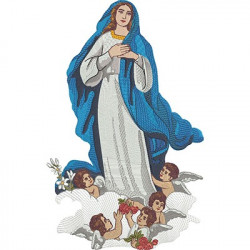 OUR IMMACULATE LADY CONCEPTION 31 CM