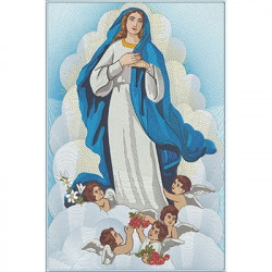 IMMACULATE CONCEPTION 48 CM