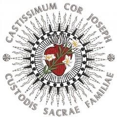 SACRED HEART OF SAINT JOSEPH - CASTISSIMUM COR JOSEPH
