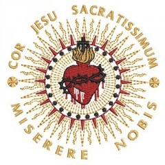 SACRED HEART OF JESUS - COR JESU SACRATISSIMUM