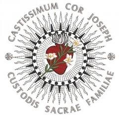 SACRED HEART OF SAINT JOSEPH 2- CASTISSIMUM COR JOSEPH