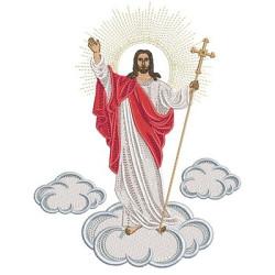 JESÚS RESUCITÓ 25 CM