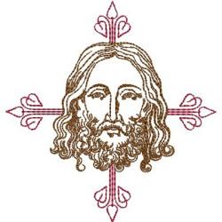 FACE OF JESUS 10 CM