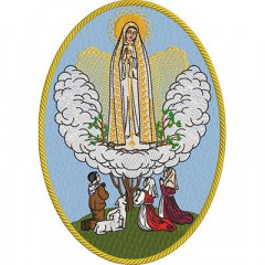 MEDAL OF OUR LADY OF FATIMA