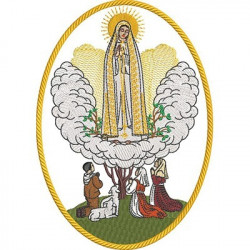 MEDAL OF OUR LADY OF FATIMA 2