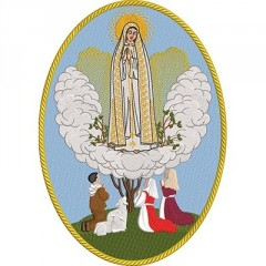 MEDAL OF OUR LADY OF FATIMA 3