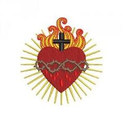 SACRED HEART OF JESUS 7 CM