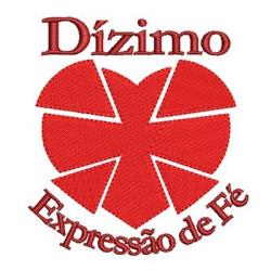 DÍZIMO EXPRESSÃO DE FÉ