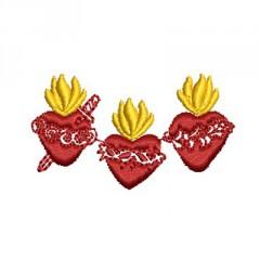 3 SACRED HEARTS