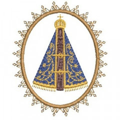 MEDAL OF OUR LADY APPEARED 5