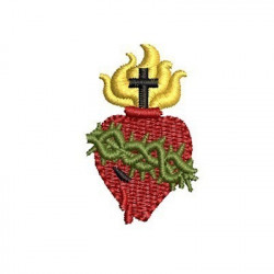 MINI SACRED HEART OF JESUS 2
