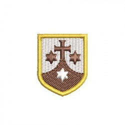 MINI SHIELD ORDER OF CARMELITES
