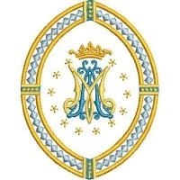 MEDALLA MARIANA 36