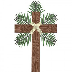 CROSS OF BRANCHES 4