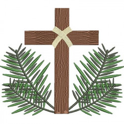 CROSS OF BRANCHES 5