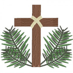 CROSS OF BRANCHES 6