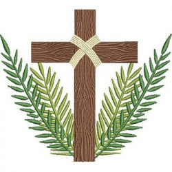 CROSS OF BRANCHES 8