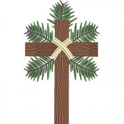 CROSS OF BRANCHES 9