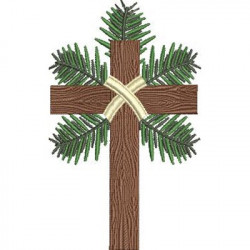 CROSS OF BRANCHES 10