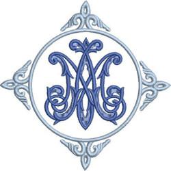 MEDALLA MARIANA 42