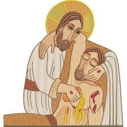 JESUS GOOD SAMARITAN 2
