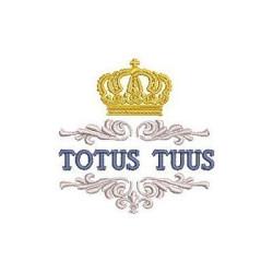 TOTUS TUUS 6 CM