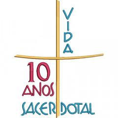 10 YEARS PRIEST LIFE