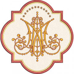 MARIAN SYMBOL IN THE APPLIED FRAME