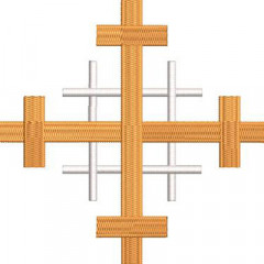 JERUSALEM CROSS 2